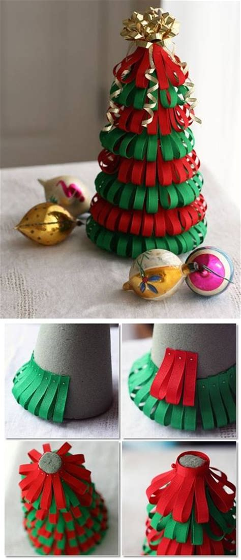 ribbon christmas tree how to make review ebooks