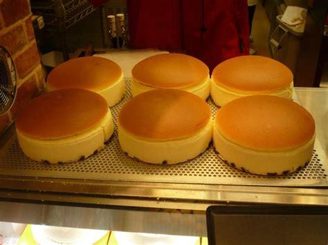 Ojisan Cake cheese cake picture of rikuro ojisan no mise osaka