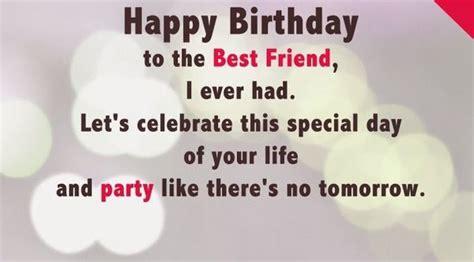 for best friend 50 happy birthday wishes to friend bestmessage