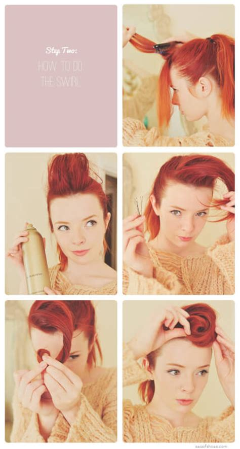 vintage hair step by step 6 ways to add pizzazz to your ponytail