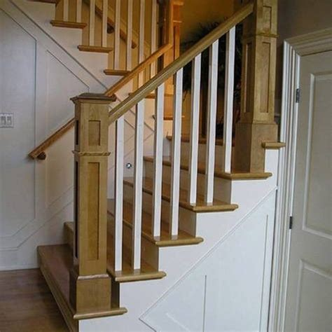 how to restain stair banister 1000 ideas about stair treads on pinterest carpet stair