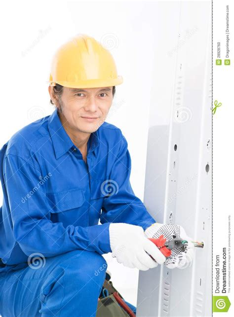 electrician stock photo image 28928760