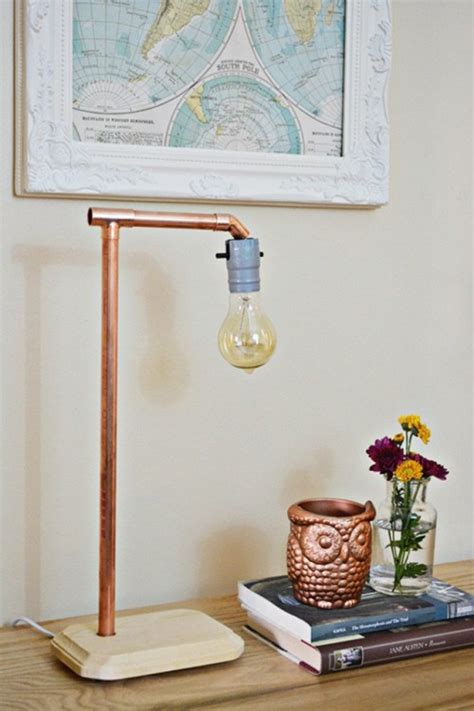 diy copper pipe projects  beautify  home