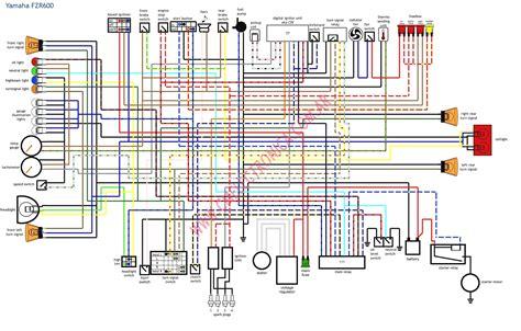 yamaha r6 lighting wiring diagrams wiring diagram