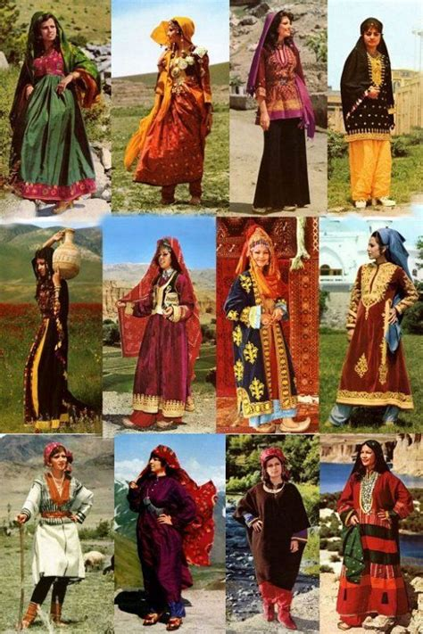 To Take On Another Cultures Traditional Dress For by Afghan Dresses From Different Regions Of Afghanistan