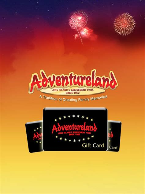 Adventureland Gift Card - tickets and pricing adventureland amusement park long island new york