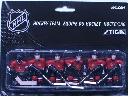 stiga table hockey teams stiga ottawa senators table hockey team table hockey shop