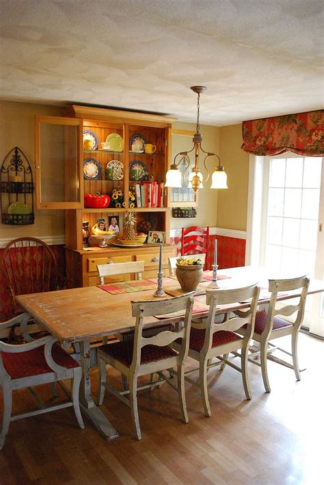 farm table dining room 30 delightful dining room hutches and china cabinets
