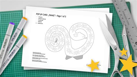 how to make a pop up print ready pdf pop up templates