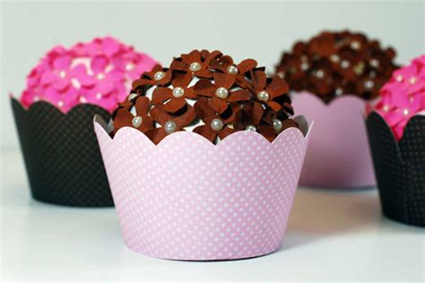 How To Make Paper Cups For Cupcakes - 161 decora la mesa dulce con pasos a seguir para hacer