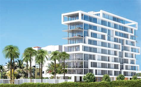 luxury beachfront condo development in house 8 penthouse in miami sells for 14m