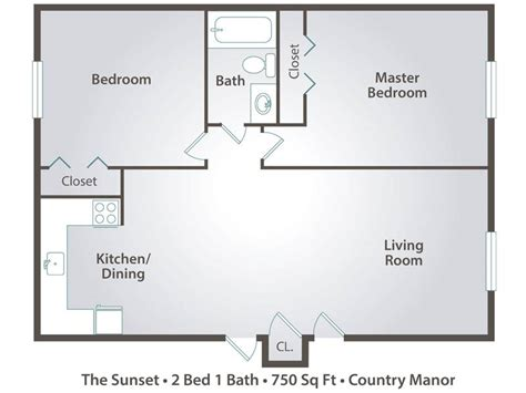11x12 Bedroom Bed Apartment Floor Plans Pricing Country Manor In Feeding