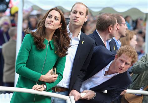 Prince William And Kate Middleton Back On by Prince William Kate Middleton And Prince Harry S