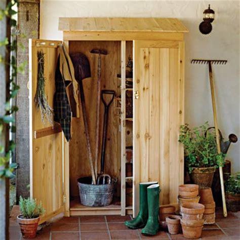garden tools shed  easy ways  add storage