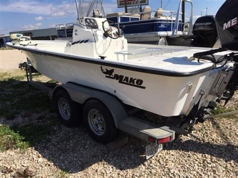 mako boats new braunfels mako 211 boats for sale