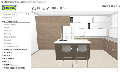 Plan Your Kitchen In 3d Ikea by Top 17 Kitchen Cabinet Design Software Free Paid