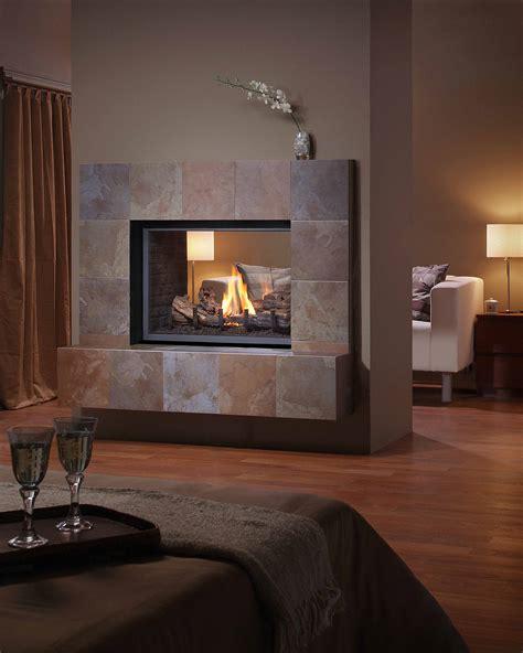 Montigo Gas Fireplaces by Montigo H42 St Direct Vent See Trough Gas Fireplace