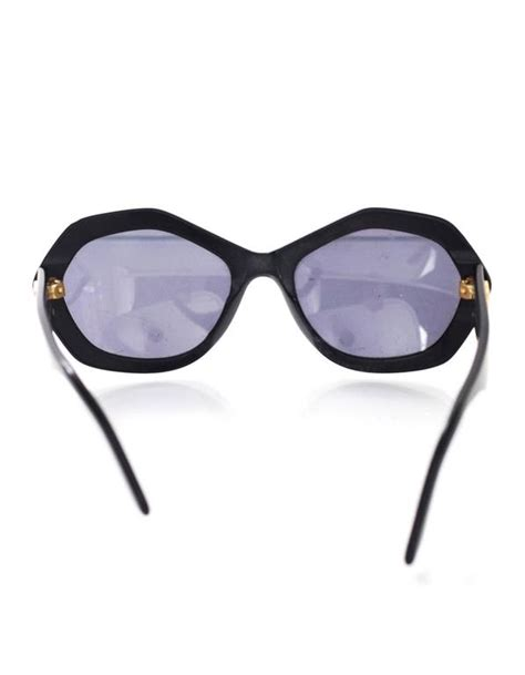 Sale Ransel Fashion Impor Chanel 6072 chanel vintage black cc sunglasses with for sale at 1stdibs