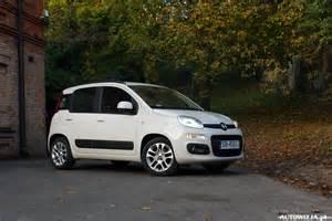 Fiat Panda 1 2 Fiat Panda 1 2 Lounge Auto Test Autowizja Pl