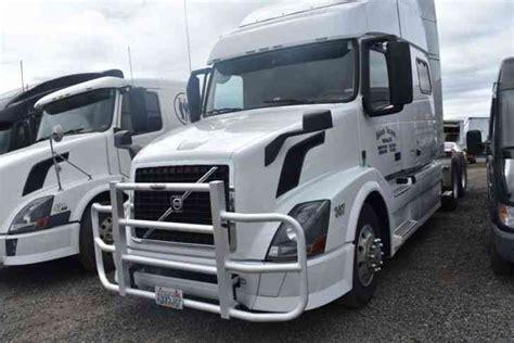 2015 volvo semi truck volvo 730 2015 sleeper semi trucks