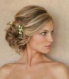 hair cuts hair side bun from messy hair to loose curls wedding hairdos for the
