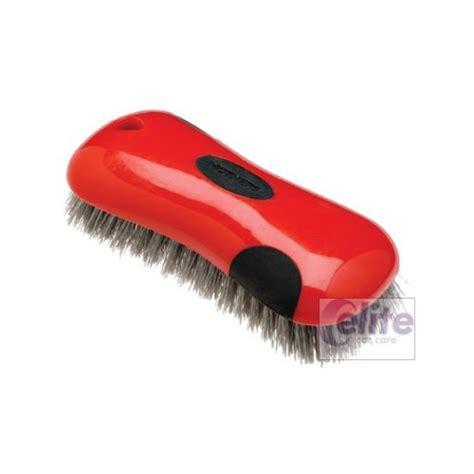 Upholstery Brush by Mothers Carpet Upholstery Brush Elite Car Care