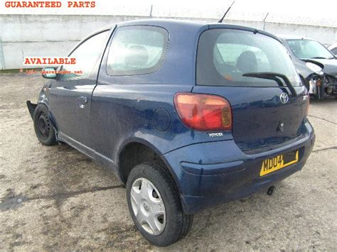 Spare Part Toyota Yaris toyota yaris breakers toyota yaris spare car parts