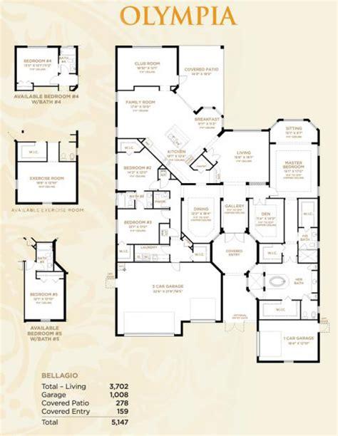 bellagio floor plan olympia bellagio model new homes in wellington