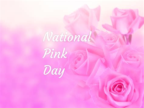 A Day With Pink by National Pink Day In 2018 2019 When Where Why How Is