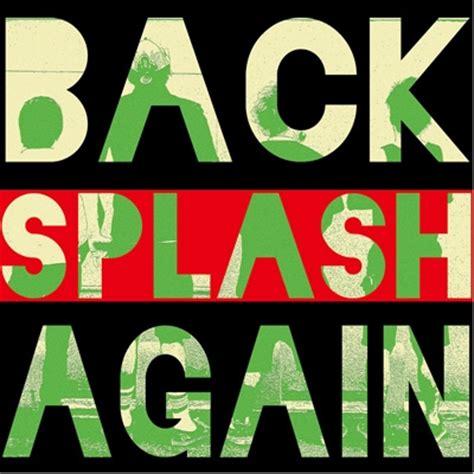 Back In Rehab Againagain by Back Again Splash Hmv Books Btr 11
