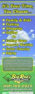 Lawn Care Door Hanger Discussion Lawn Care Business Marketing Tips Gopherhaul Blog Lawn Care Door Hanger Template