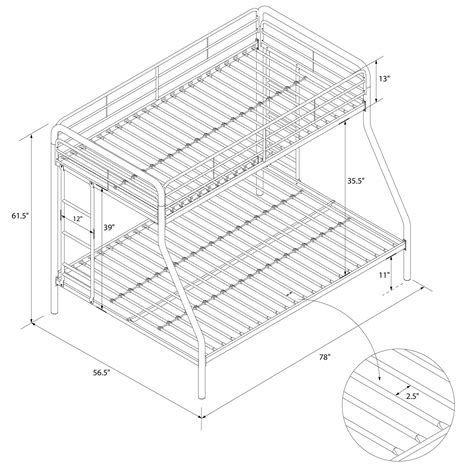 bunk bed dimensions bunk bed dimensions roole