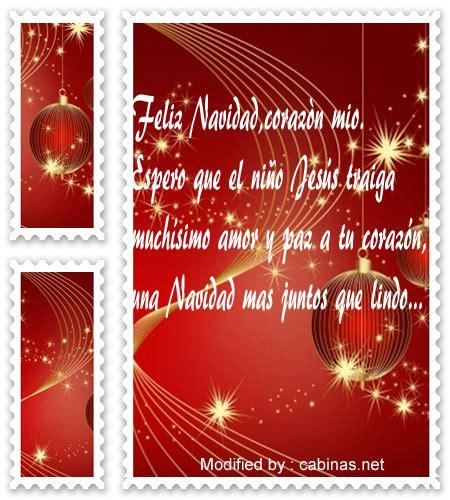 imagenes con frases de navidad para mi novio mensajes de navidad con amor sms bonitos de navidad con