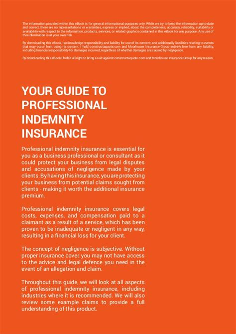 insurance house professional indemnity professional indemnity insurance ultimate guide