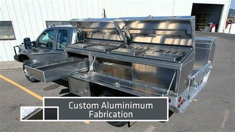 boat trailer canopy custom aluminium ute tool boxes trays boats trailers