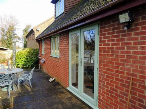 chartwell green upvc windows  doors green windows