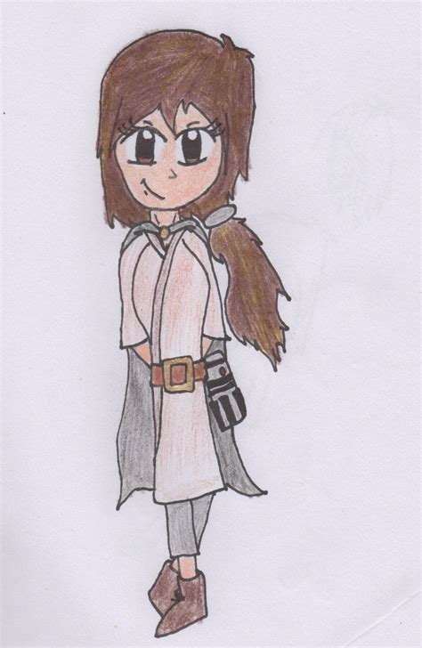 Return Of The Oc by Callie Oc In Return Of The Jedi By Piplup88908 On Deviantart