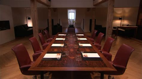 Business Table by Image Gallery Business Table