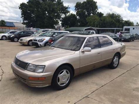 1997 lexus ls400 for sale 1997 lexus ls 400 for sale carsforsale 174