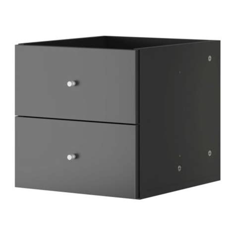 Drawers For Expedit by Expedit Insert With 2 Drawers The Insert Is Also