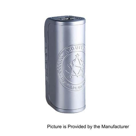 Vapevaporzo Asvape Strider Box Mod 75watt Authentic authentic asvape strider 75w vo 75 chip silver tc vw