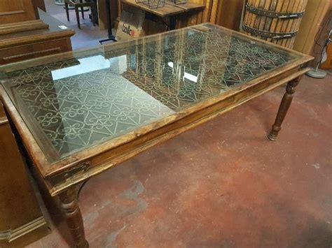 tavolo ferro battuto e vetro ladari ferro battuto e rustici posot class