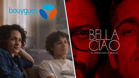 telecom casa ciao musique pub bouygues telecom netflix 2019