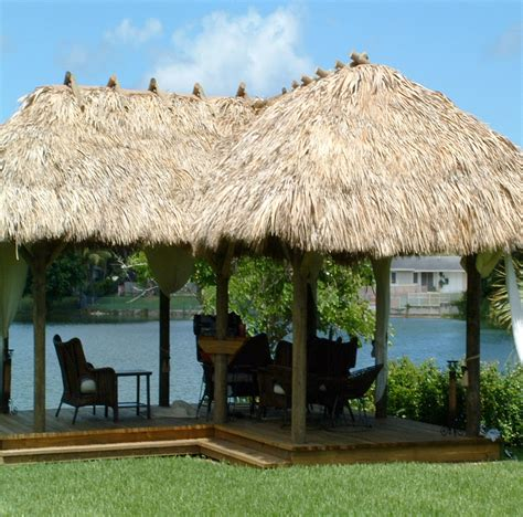 Tiki Huts Florida custom tiki huts west palm authentic tiki huts fl