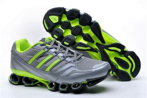 adidas bounce titan mens silver green running shoes adidas bounce 2012 regular price 150 00