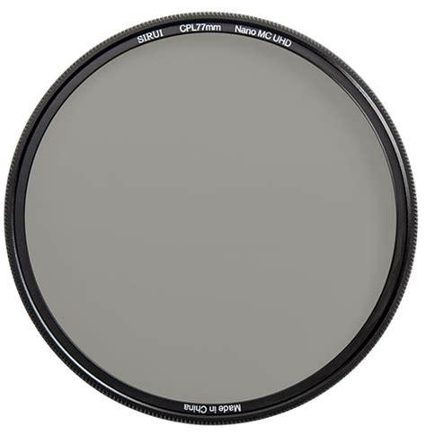 Sirui Ultra Slim S Pro Nano Mc Circular Polarizer Filte Diskon sirui usa adds lens filter line digital imaging reporter