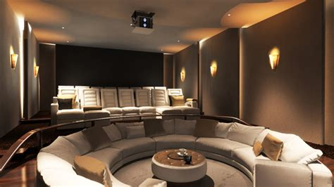 Luxury Cinema Room by Read More Luxury Home Cinema Design And Install Click Here To View More Images