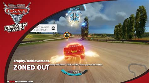 cars 3 driven to win zoned out trophy achievement htg happy thumbs gaming