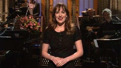 3 Sketches Snl by Dakota Johnson On Snl 3 Sketches You To See