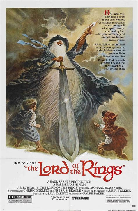 the lord of the rings poster options jrr talkien home wall not a tolkien quote quot a single dream is more powerful than